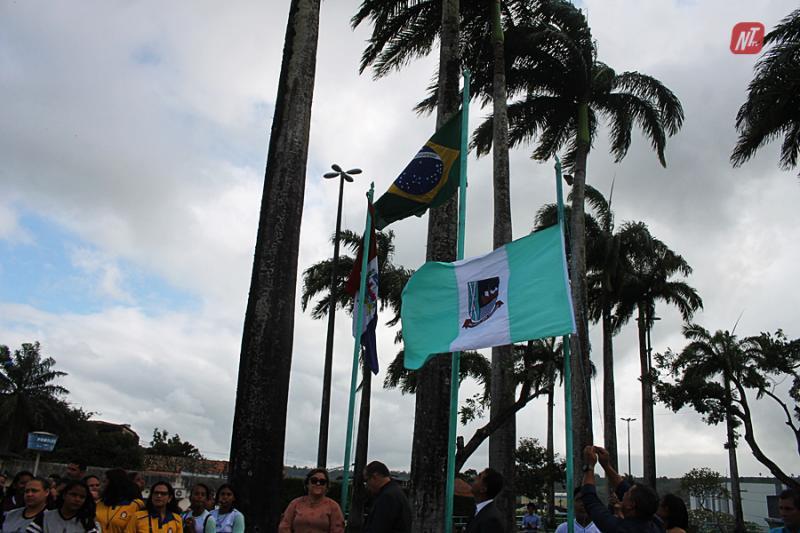 Hasteamento da Bandeira - São Miguel dos Campos