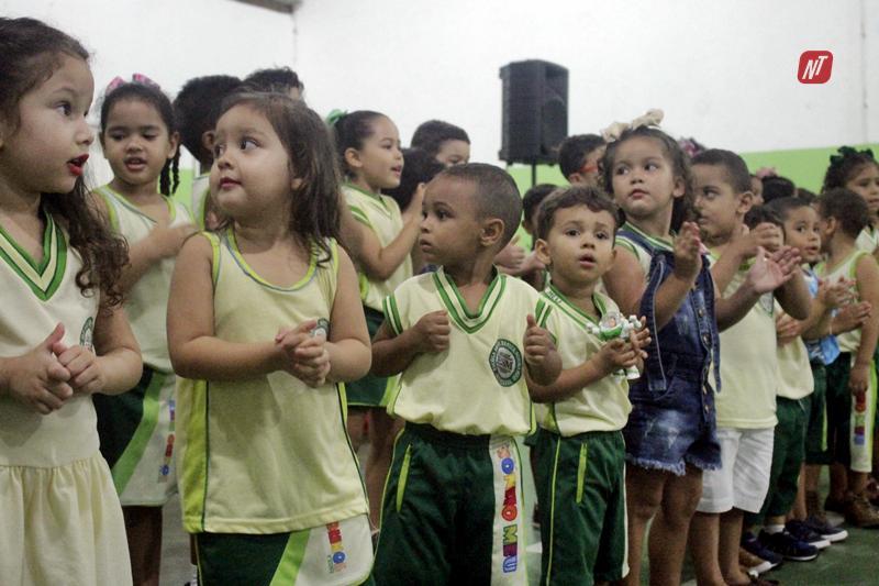 AÇÃO DE GRAÇAS - Escola Sonho Meu