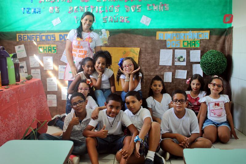 Colégio Luiza Costa realiza a mostra do conhecimento realizado pelos alunos do maternal ao 5° ano - Colégio Luiza Costa