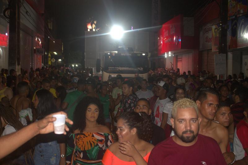 BLOCO AS PECINHAS - São Miguel dos Campos - AL