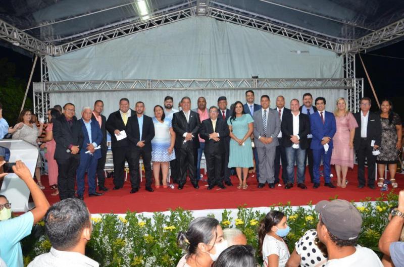 Cerimônia de Posse dos eleitos em São Miguel dos Campos - São Miguel dos Campos | Fotos: Hugo Leonardo